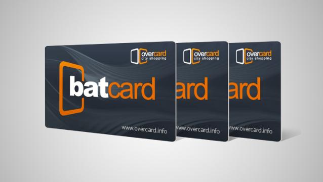 BAT CARD: UNA CARTA, MOLTI VANTAGGI